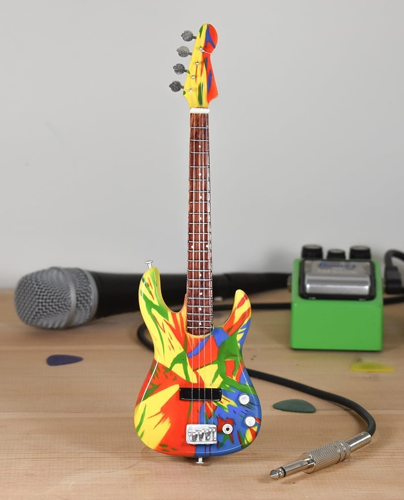 Red Hot Chili Peppers - Damian Hirst Bass