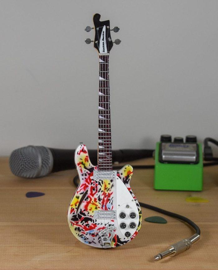 Stone Roses - Rickenbacker Bass