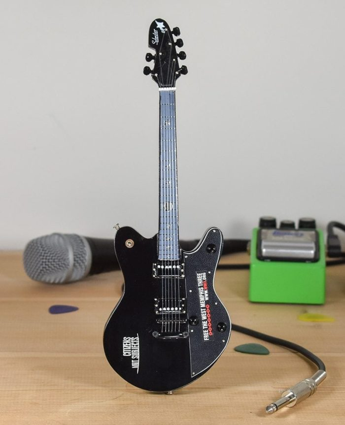 The Cure, Robert Smith - Schecter
