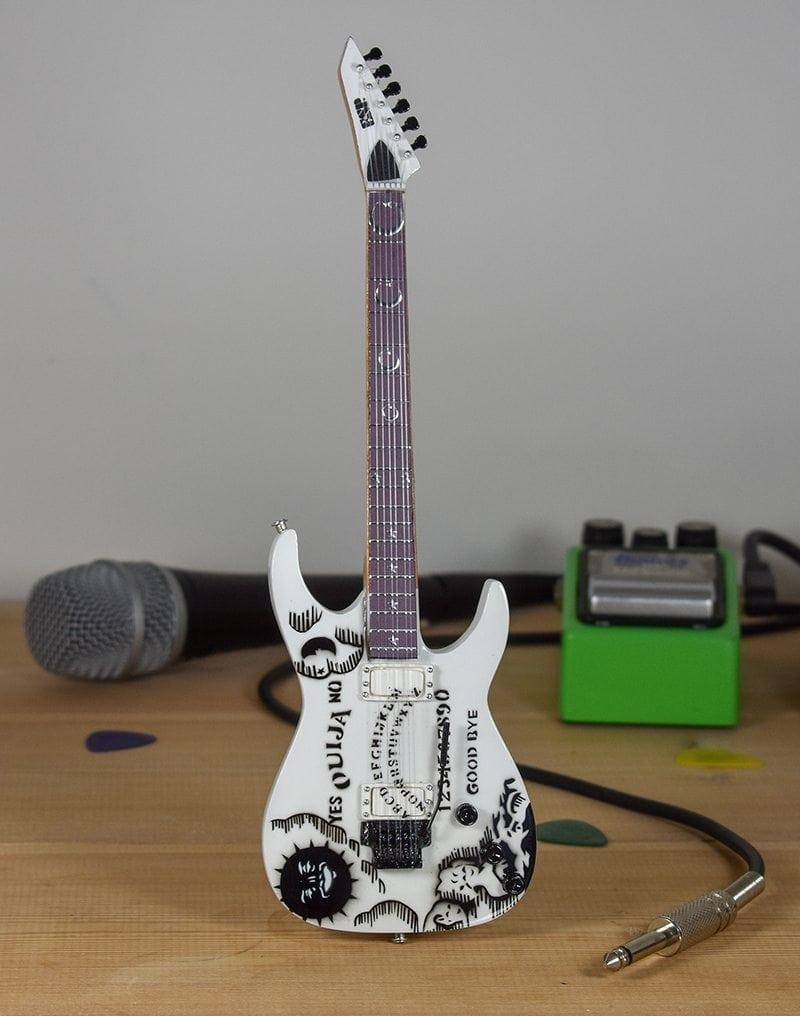 Metallica, Kirk Hammet - ESP Ouija (white)