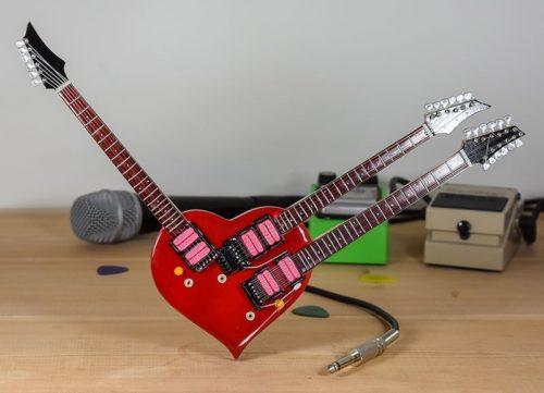 Steve Vai - Heart Triple Neck