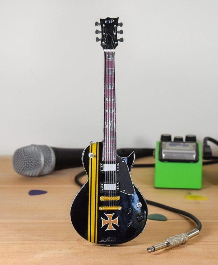 Metallica, James Hetfield - Maltese Cross ESP