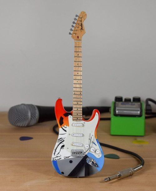 Eric Clapton - Rainbow Fender Stratocaster