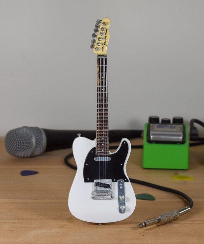 Status Quo, Rick Parfitt - Fender Telecaster
