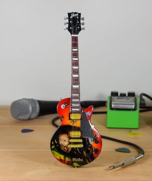 Bob Marley - Gibson Les Paul