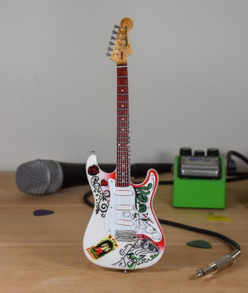 Jimi Hendrix - Monterrey Fender Stratocaster