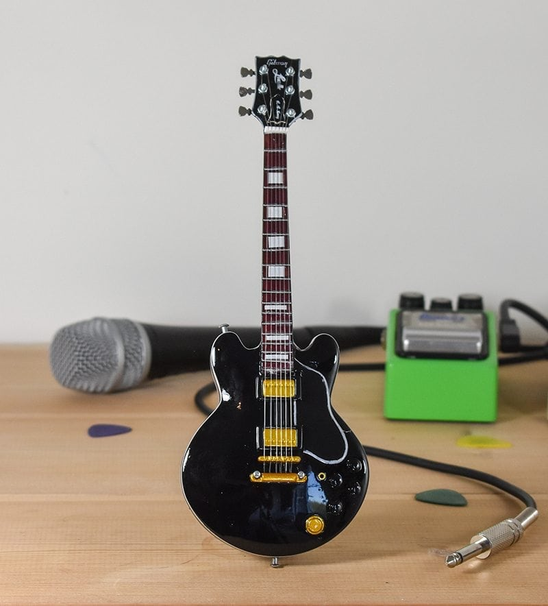 BB King - Lucille Gibson ES335