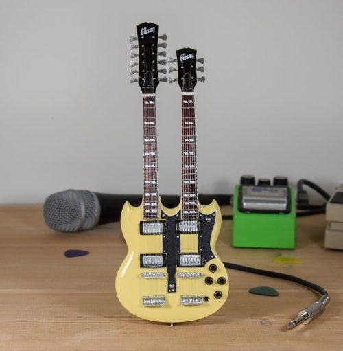 The Eagles, Don Felder - Gibson Twin-Neck