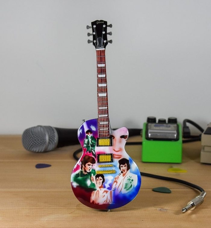 Elvis Presley - Gibson Les Paul
