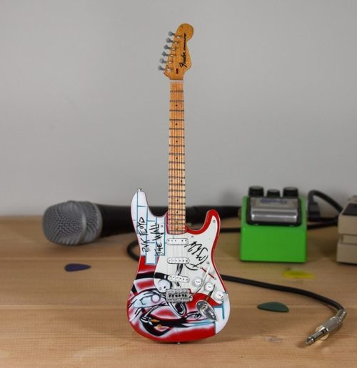 Pink Floyd, The Wall Teacher - Fender Stratocaster