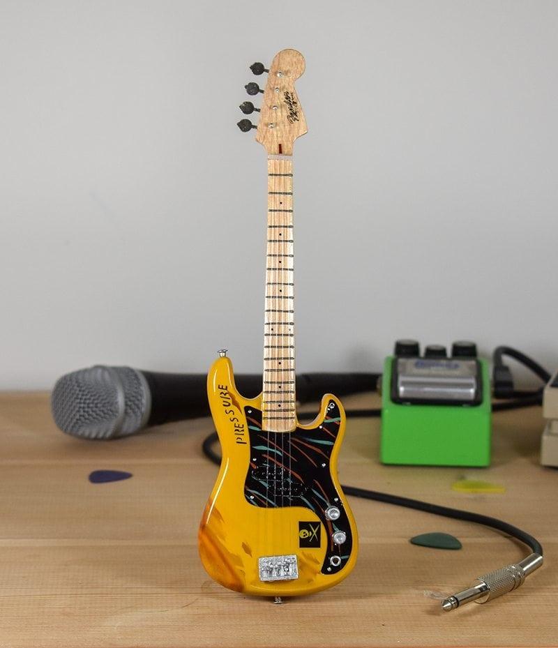 The Clash, Paul Simonon - Fender Bass