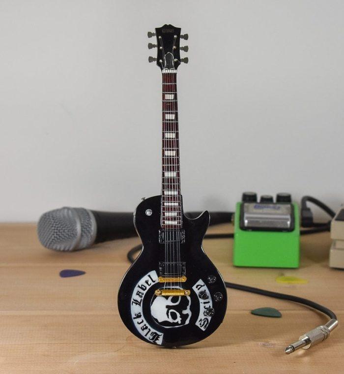 Black Label Society - Gibson Les Paul