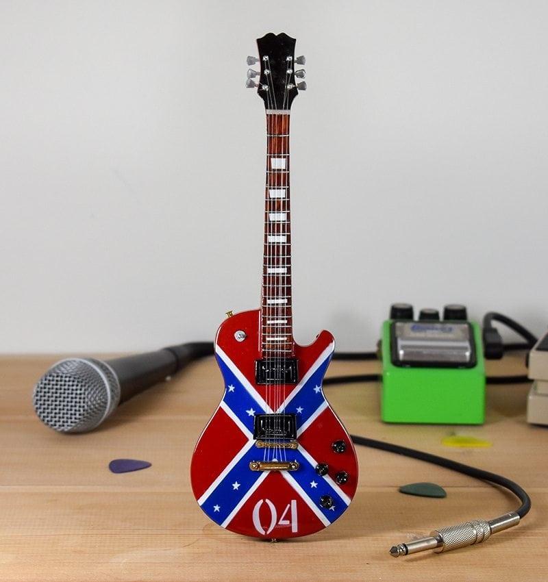 Zakk Wylde - Gibson Les Paul Confederate Flag