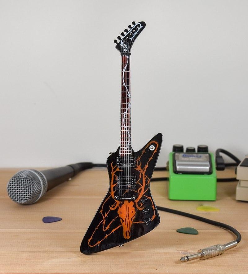 Metallica, James Hetfield - ESP Elk