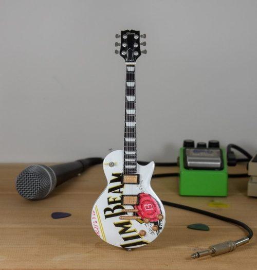 Jim Beam - Gibson Les Paul
