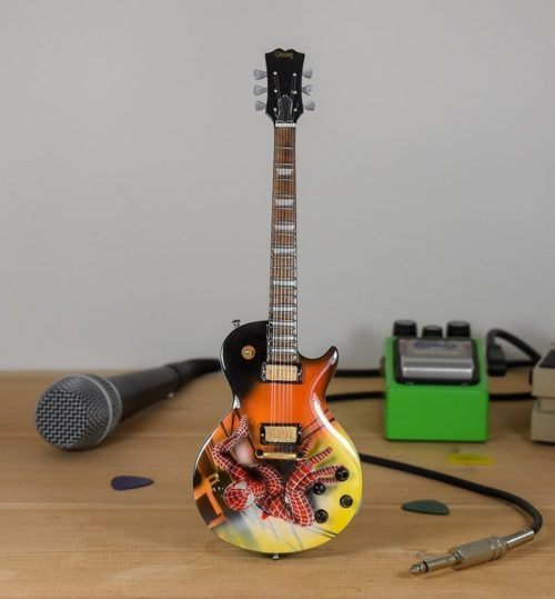 Spiderman - Gibson Les Paul