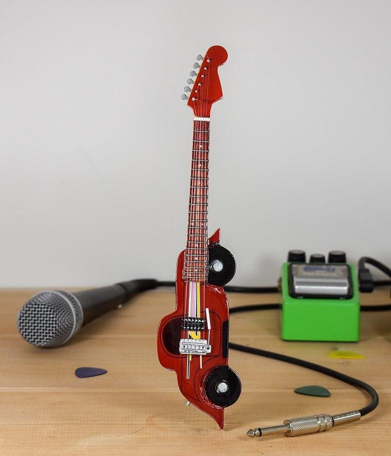 ZZ Top, Billy Gibbons - Hotrod