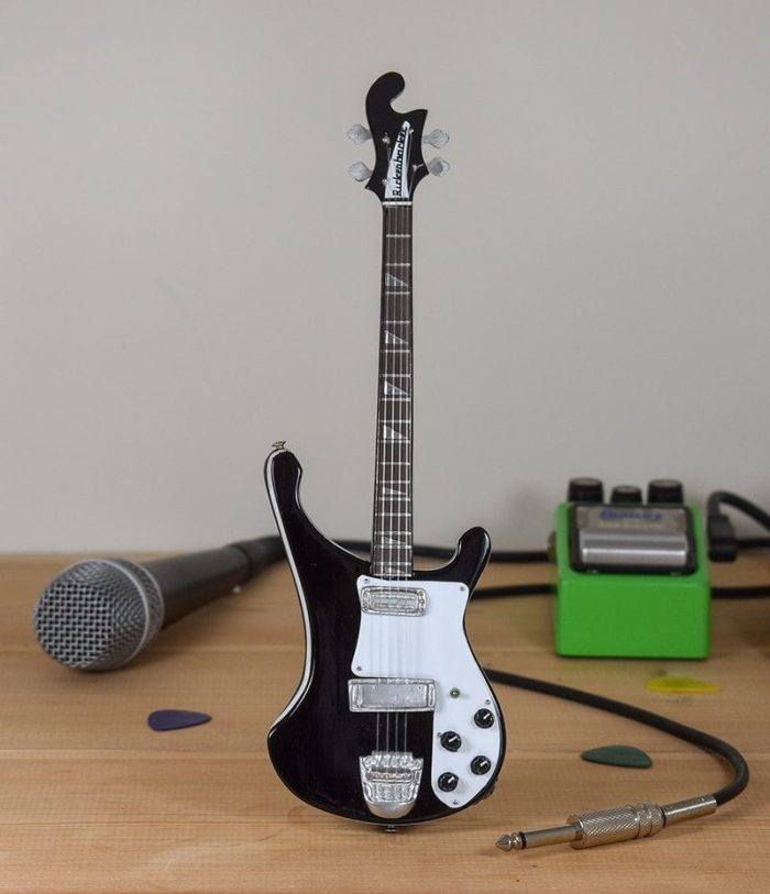 The Jam, Bruce Foxton - Rickenbacker Bass