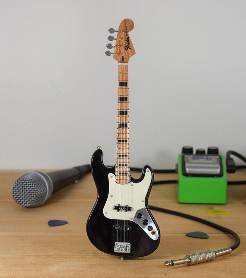 Rush, Geddy Lee - Fender Jazz Bass