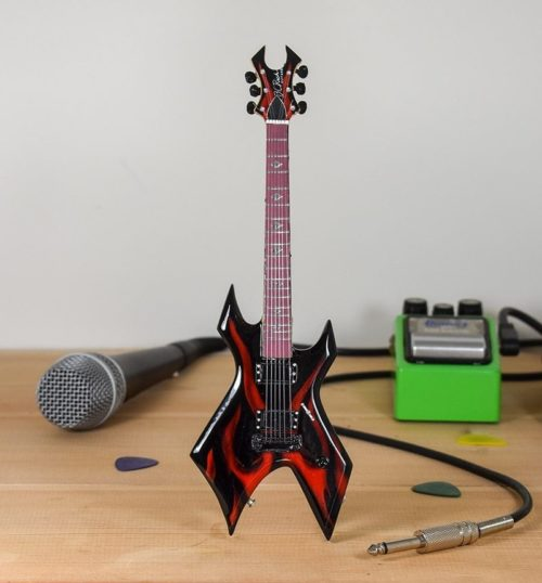 Slayer, Kerry King - BC Rich Wartribe