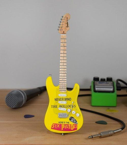 Sex Pistols - Fender Stratocaster