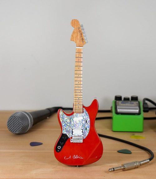 Nirvana, Kurt Cobain - Fender Jagstang
