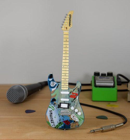 Green Day, Billie Joe Armstrong Fernandes