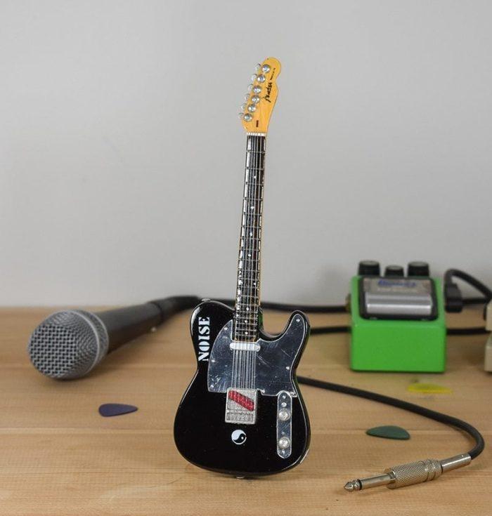The Clash, Joe Strummer - Fender Telecaster