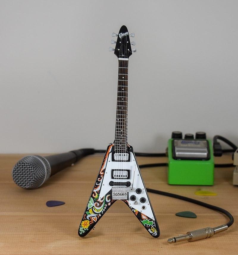 Jimi Hendrix - Gibson Flying V