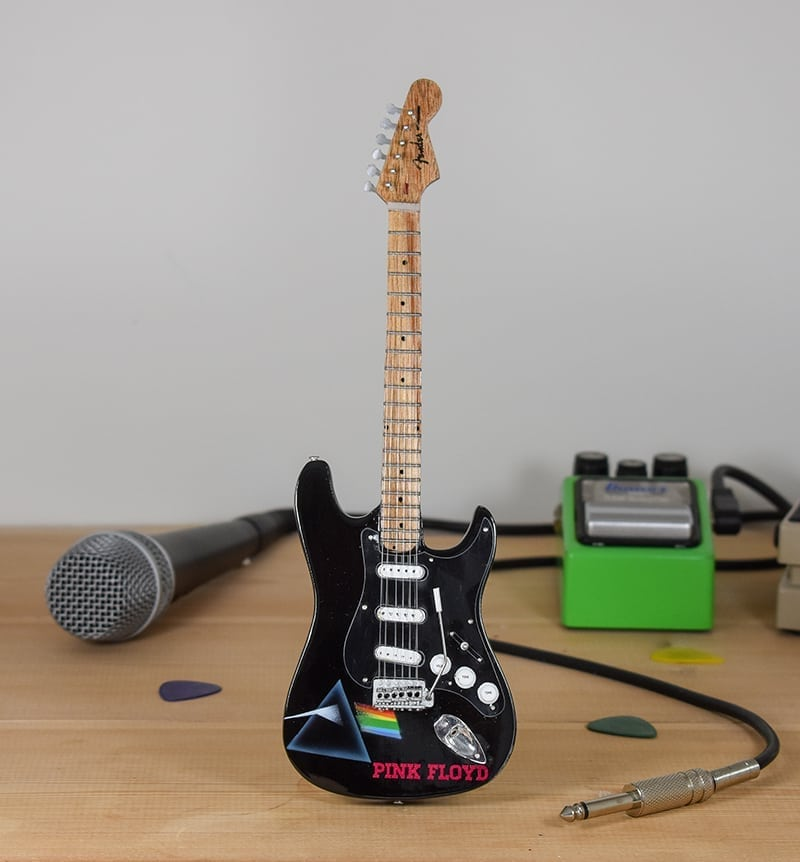 Pink Floyd, Dark Side of the Moon - Fender Stratocaster