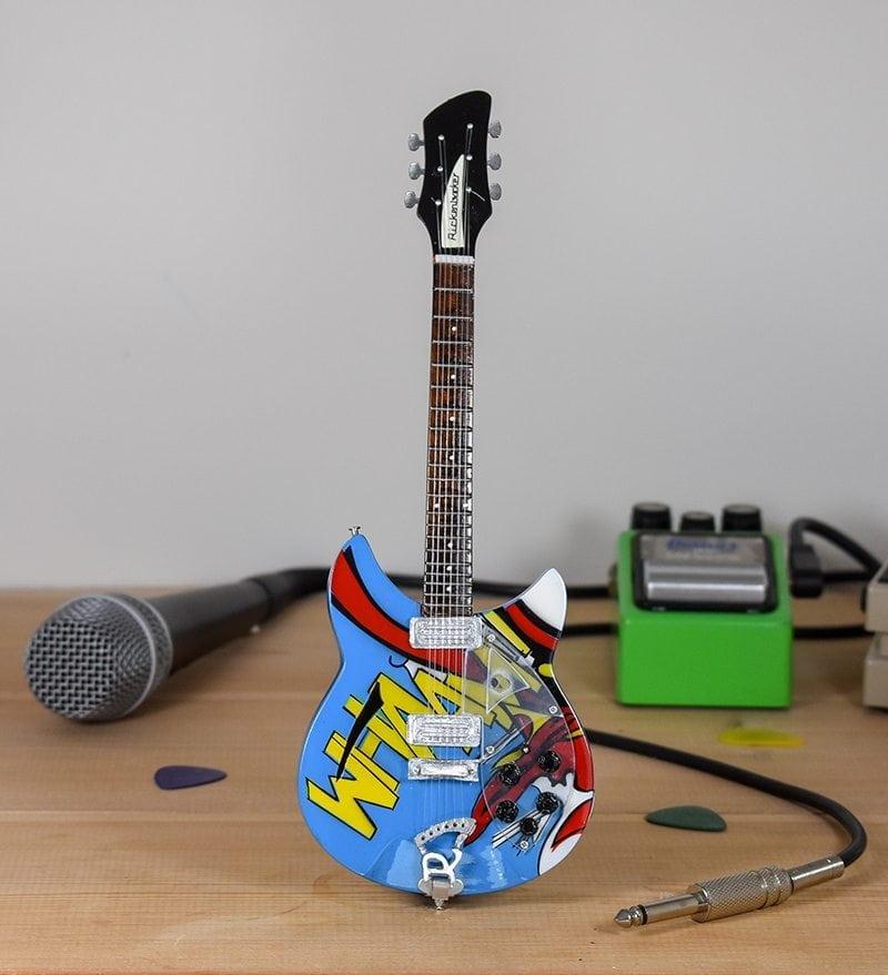 The Jam, Paul Weller - Rickenbacker