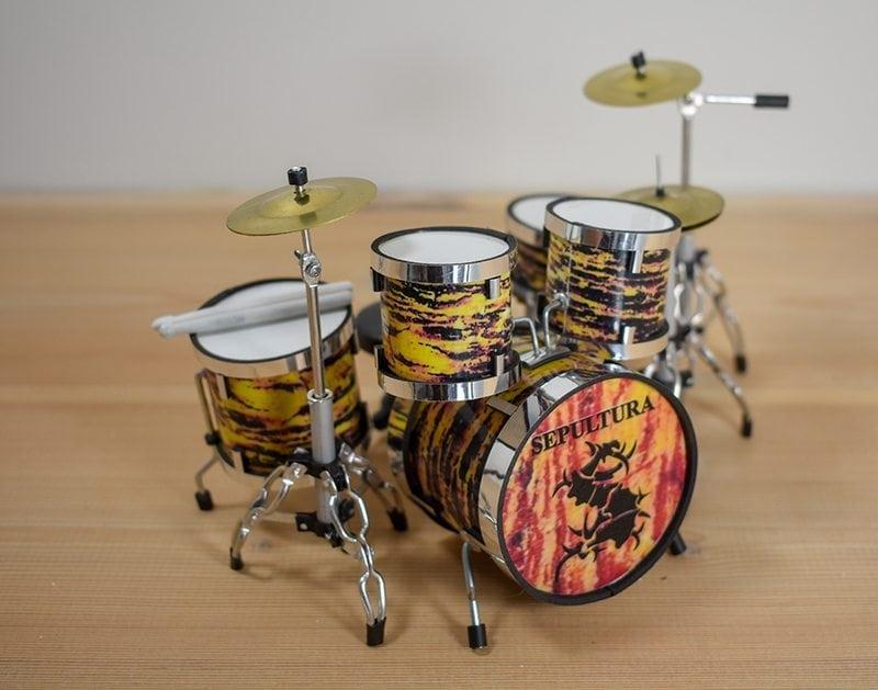 Sepultura Drum Kit (small)