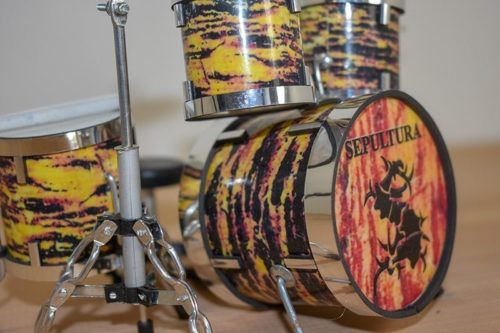 Sepultura Drum Kit (small)