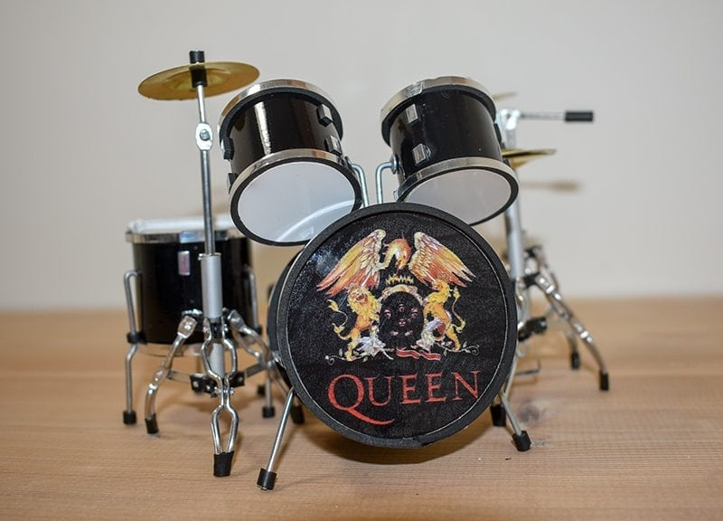 Queen Drum Kit (small)