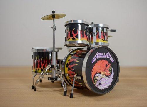 Metallica Drum Kit (small)