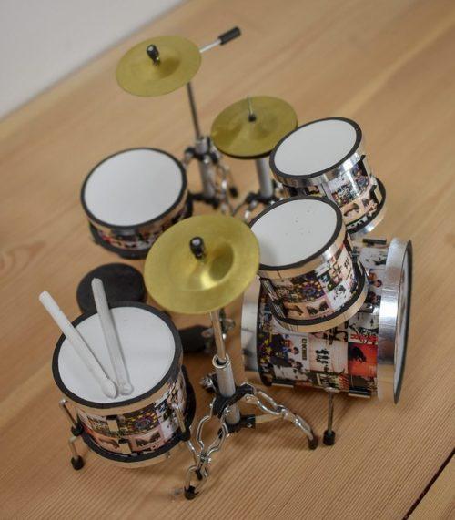 U2 Drum Kit (small)
