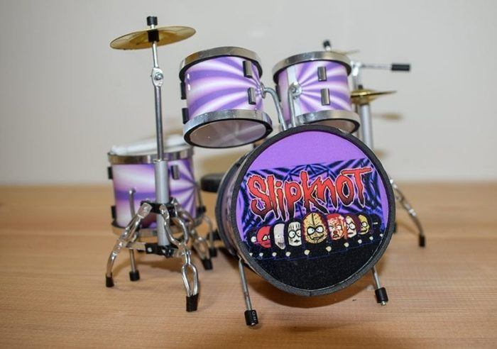 Slipknot Drum Kit (small)