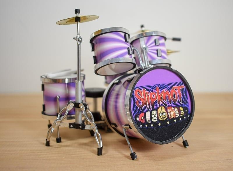 Slipknot Drum Kit (small)