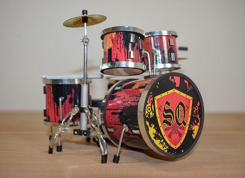 Status Quo Drum Kit (small)