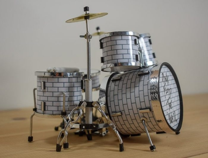 Pink Floyd Drum Kit (The Wall)