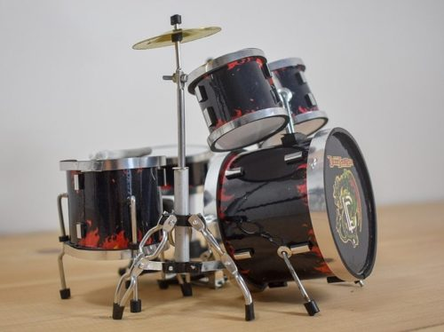 Deep Purple Drum Kit (small)