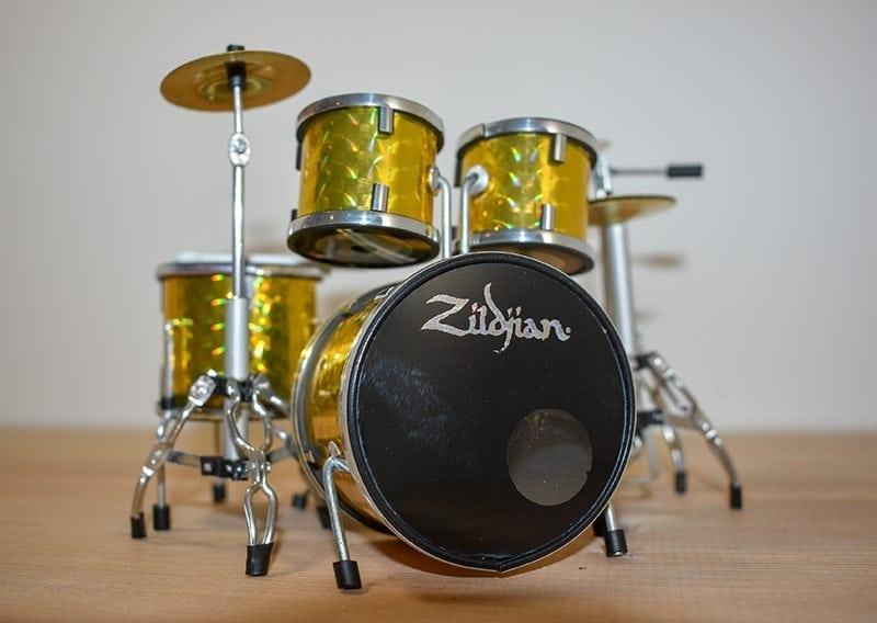 Zildjian Drum Kit (gold)