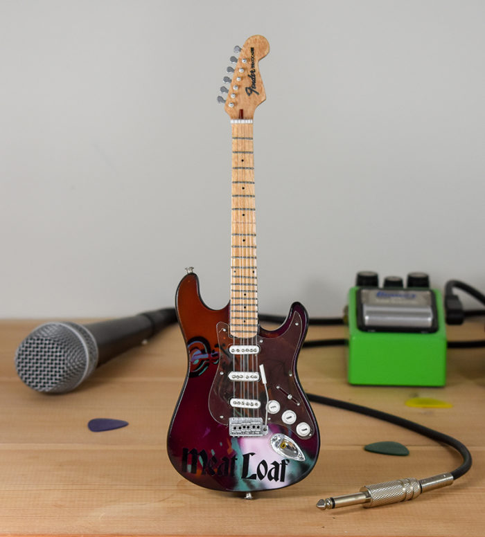 Meatloaf - Fender Stratocaster